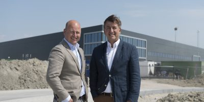 AMS Cargo Center: the new distribution center at Schiphol