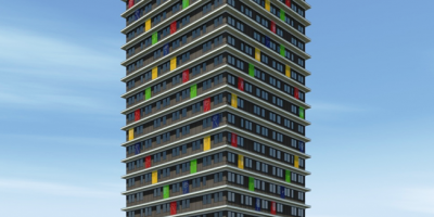 Transfer of ownership of former RWS tower in Arnhem a reality