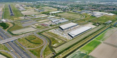 AMS Cargo Center II at Schiphol Logistics Park